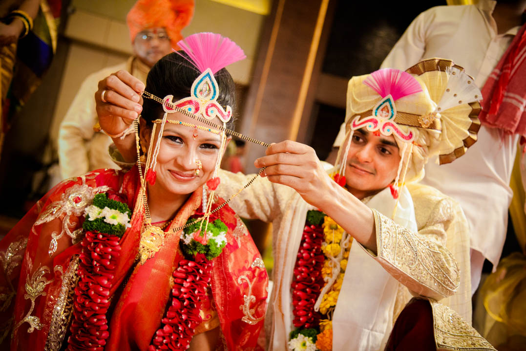 Candid Images From A Wedding Shoot Pune Army