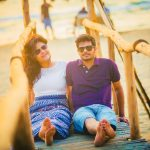 Candid Photographs from a Pre Wedding shoot in Goa