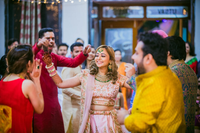 Candid Photographs from a Bihari Wedding-1100