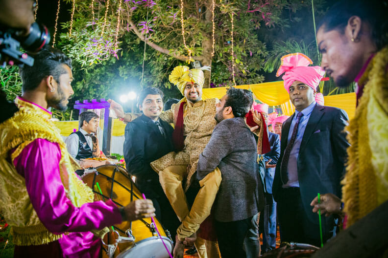 Candid Photographs from a Bihari Wedding-1115