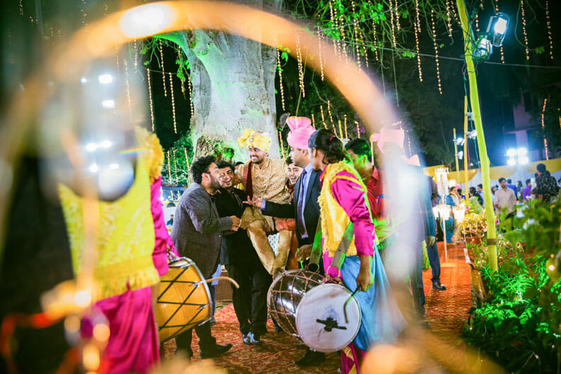 Candid Photographs from a Bihari Wedding-1116