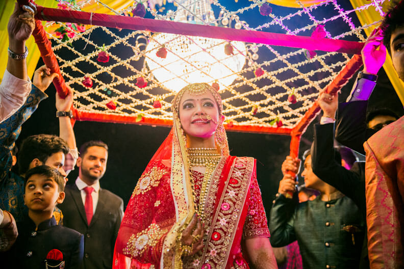 Candid Photographs from a Bihari Wedding-1117