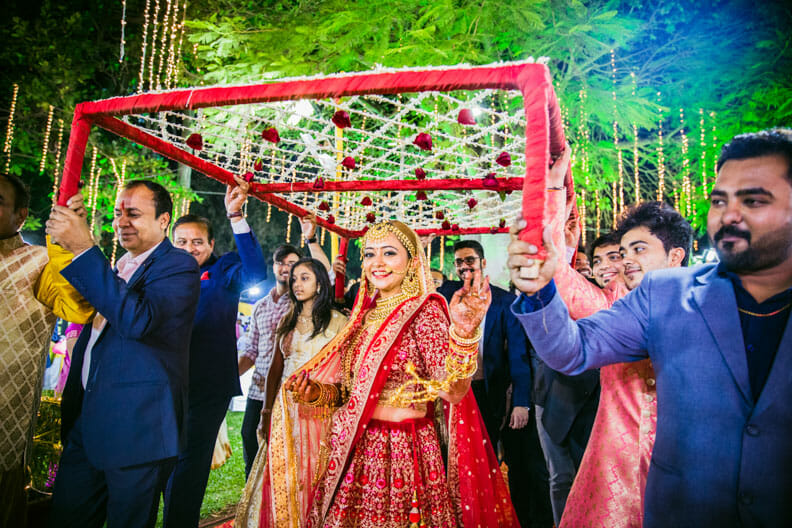 Candid Photographs from a Bihari Wedding-1119