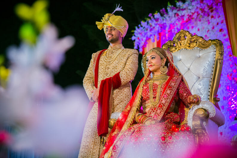 Candid Photographs from a Bihari Wedding-1122