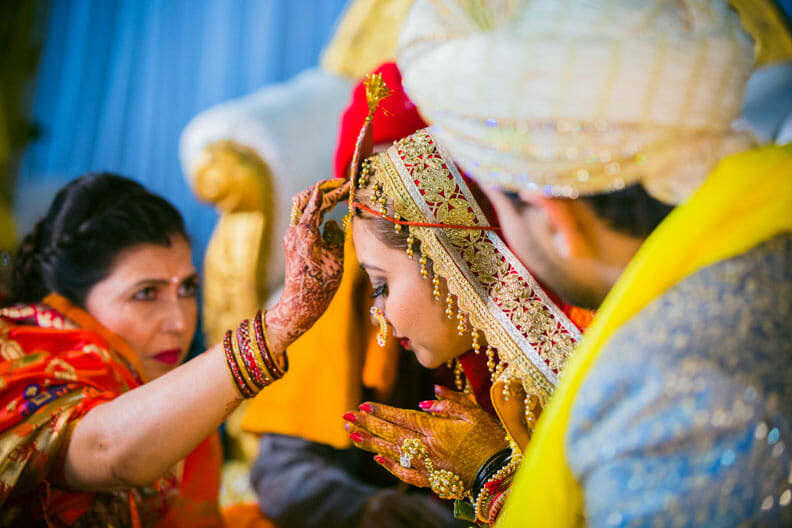Candid Photographs from a Bihari Wedding-1124