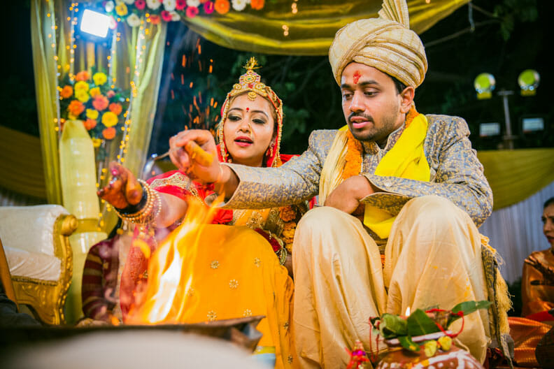 Candid Photographs from a Bihari Wedding-1133