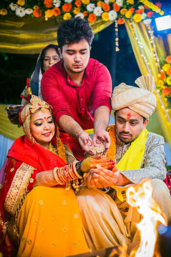 Candid Photographs from a Bihari Wedding-1135