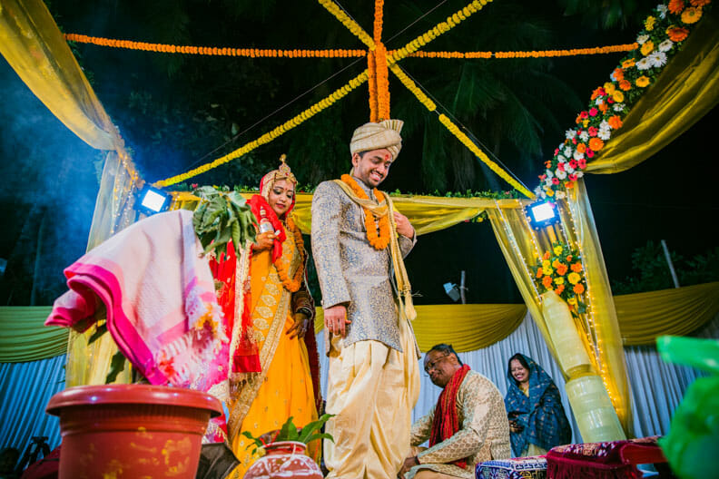 Candid Photographs from a Bihari Wedding-1137