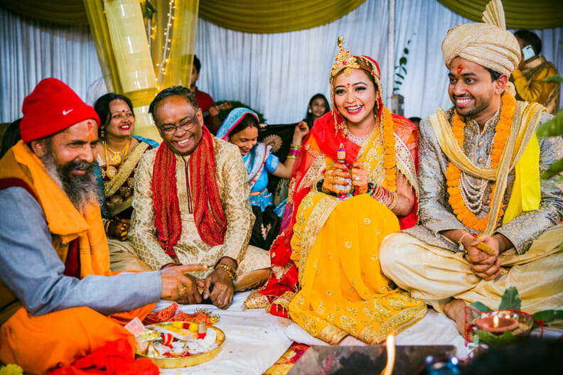 Candid Photographs from a Bihari Wedding-1139