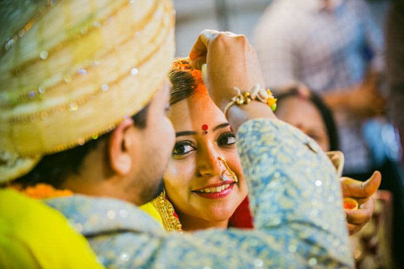 Candid Photographs from a Bihari Wedding-1140