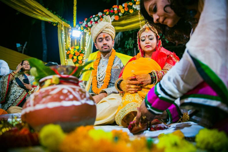 Candid Photographs from a Bihari Wedding-1141