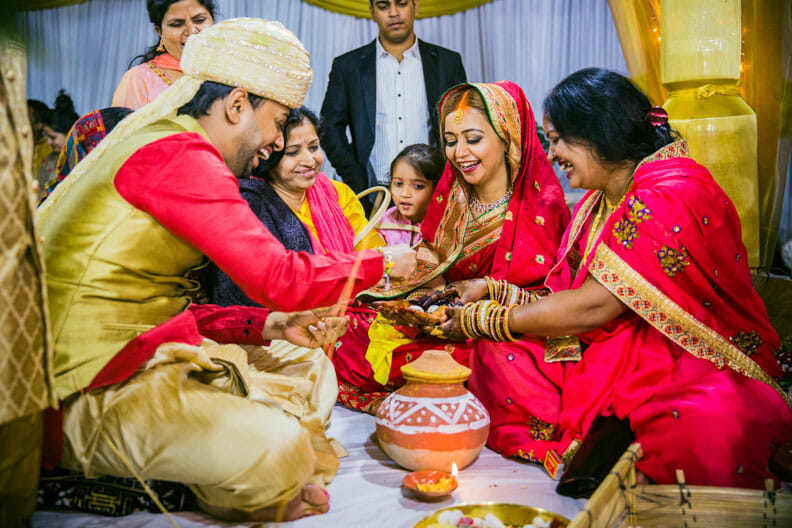 Candid Photographs from a Bihari Wedding-1143