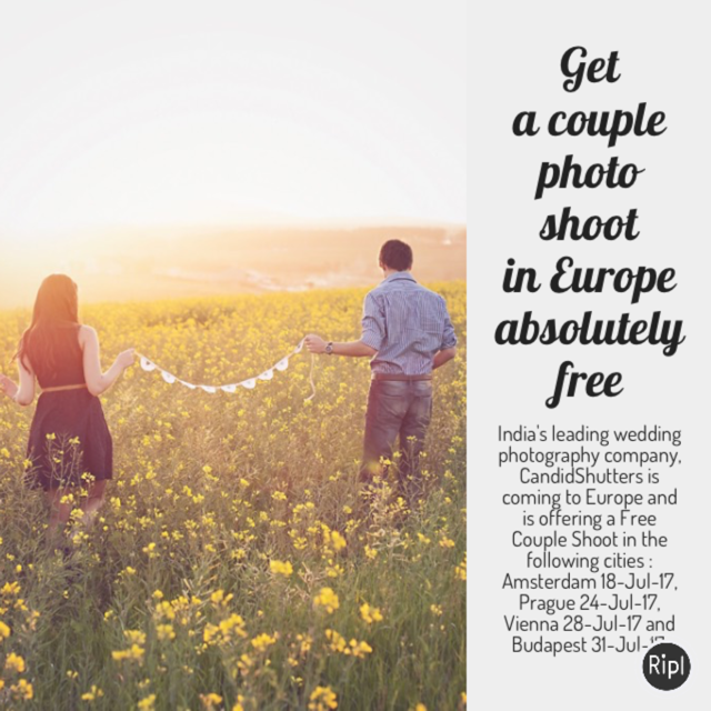 free couple shoot
