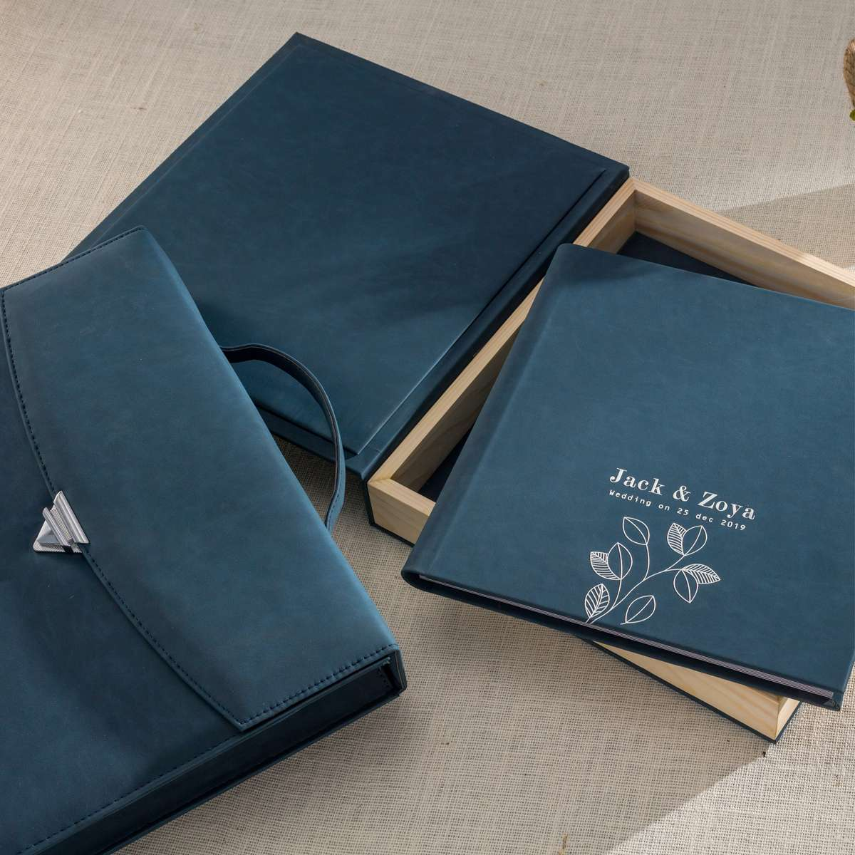 Best Leather Albums Buy Suede Leather Box Album Onlne